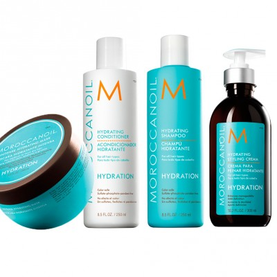 Moroccanoil Hydration Super Set