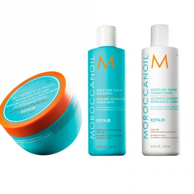 Moroccanoil Moisture Repair Super Set