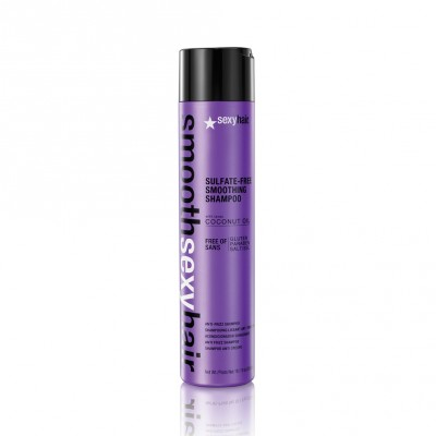 Smooth Sexy Hair Sulfate-Free Shampoo 300ml