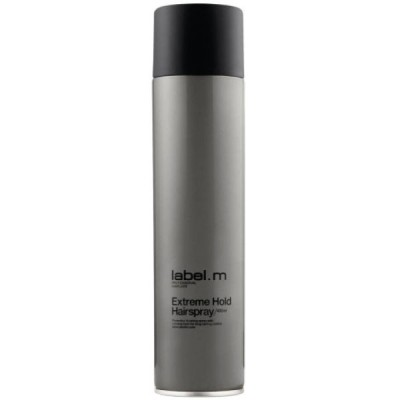 label.m Extreme Hold Hairspray 400ml